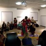 The Dilemma of the Diaspora to Define: Breakdown of an anti-performance by Raju Rage