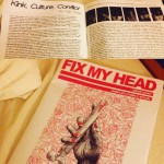 Fix My Head Issue 8 Conflict, Family, Ritual