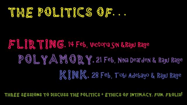 The Politics of....